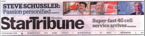 Steven  Schussler Star Tribune